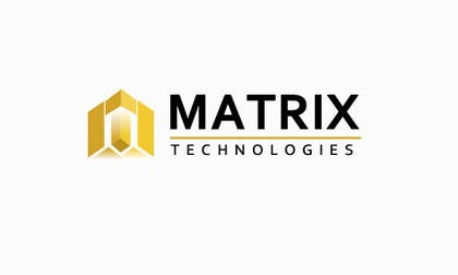 #166 for Design a Logo for MATRIX Technologies by thimsbell