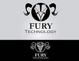 #80 untuk Design a Logo for Fury Technology oleh abhiofficial18