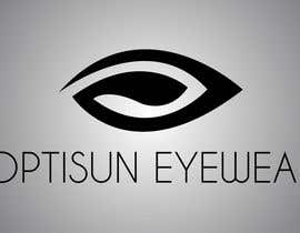 nº 67 pour Design a Logo for Optisun Eyewear par StanleyV2