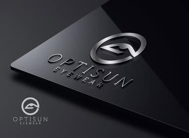 #254 for Design a Logo for Optisun Eyewear by amauryguillen