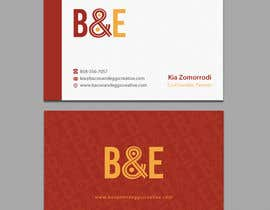 einsanimation tarafından Design the back of a business card için no 102