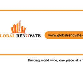 #6 untuk Design some Business Cards for Global Renovate oleh brissiaboyd