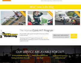 lassoarts tarafından Responsive Website Design for Wordpress için no 22