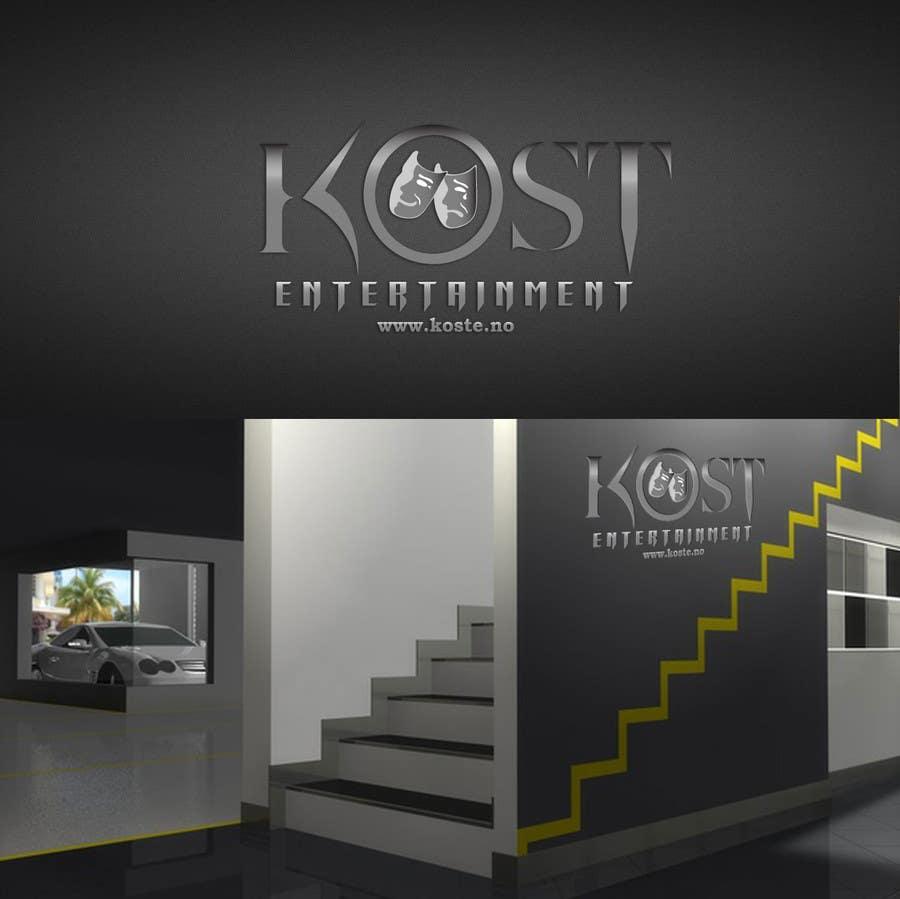 Inscrição nº 31 do Concurso para Design a Logo for an entertainment company