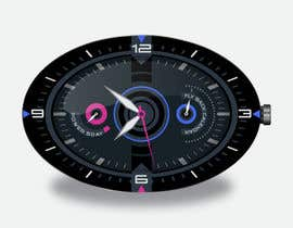 #3 for Illustrez quelque chose for watches Dials by nole1