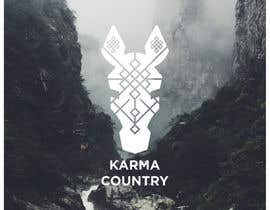 #60 for Design a Logo for Karma Country - Leather Goods by IuliaCrtg