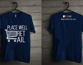 #18 untuk Design a T-Shirt for employees oleh kimkhoy