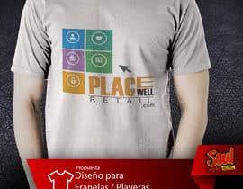#19 untuk Design a T-Shirt for employees oleh RandyBermudez