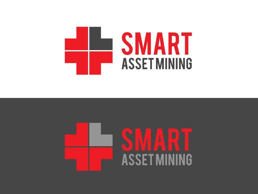 Kilpailutyö #122 kilpailussa Design a Logo for Smart Asset Mining (SAM)