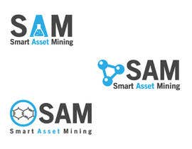 #142 for Design a Logo for Smart Asset Mining (SAM) by roedylioe