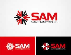 rajnandanpatel tarafından Design a Logo for Smart Asset Mining (SAM) için no 55
