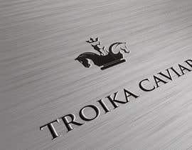 #64 untuk Thiết kế Logo for TROIKA CAVIAR oleh Gigi39