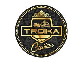 #48 for Thiết kế Logo for TROIKA CAVIAR af cvijayanand2009