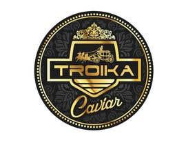 #48 untuk Thiết kế Logo for TROIKA CAVIAR oleh cvijayanand2009
