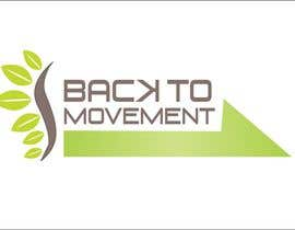 #18 untuk Design a Logo for Back to Movement oleh thoughtcafe