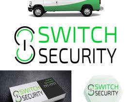 #44 for Design a Logo for Switch Security by SolariPrime
