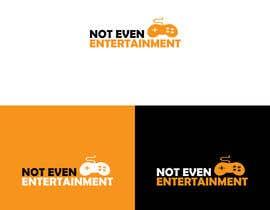 Nro 2 kilpailuun Logo design for Not Even Entertainment käyttäjältä BitDE5IGN