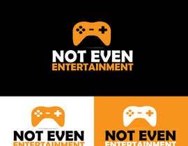 Nro 29 kilpailuun Logo design for Not Even Entertainment käyttäjältä BitDE5IGN