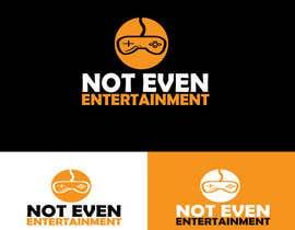 Nro 30 kilpailuun Logo design for Not Even Entertainment käyttäjältä BitDE5IGN
