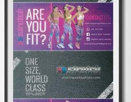 #19 untuk Design a Flyer for Women Sportswear oleh quantumsoftapp