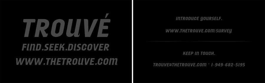 Penyertaan Peraduan #                                        3                                      untuk                                         Design Spot UV Business Cards for a Los Angeles Social Network