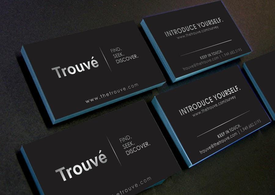Penyertaan Peraduan #                                        22                                      untuk                                         Design Spot UV Business Cards for a Los Angeles Social Network