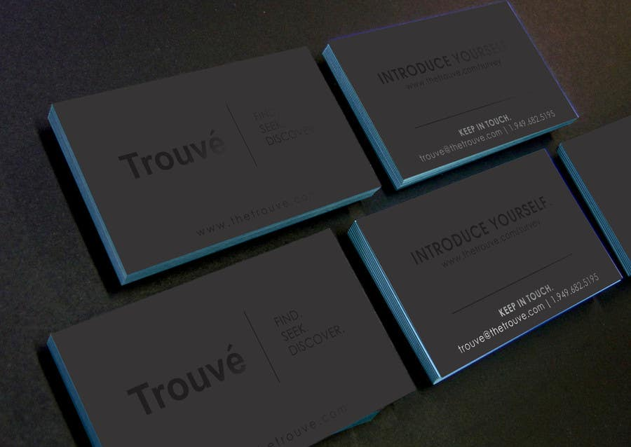 Penyertaan Peraduan #                                        23                                      untuk                                         Design Spot UV Business Cards for a Los Angeles Social Network