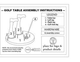 SaranyaKrish tarafından Create Assembly Instructions for Team Tables için no 2
