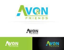 hardeep331 tarafından Design a Logo for Avon & Friends için no 13