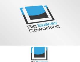 #33 for Projetar um Logo for Big Spaces Coworking by hics
