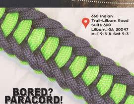 Nro 21 kilpailuun Design a Flyer for Paracord.com käyttäjältä mermiliun