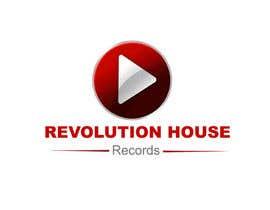 #14 untuk Design a Logo for Revolution House (Record Label) oleh CoderBoyNasim