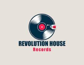 #36 untuk Design a Logo for Revolution House (Record Label) oleh Abdelrahman99