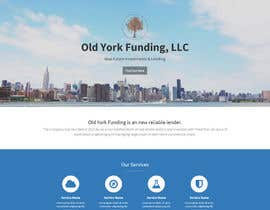 #5 untuk Build a Website for Old York Funding, LLC oleh webskillers