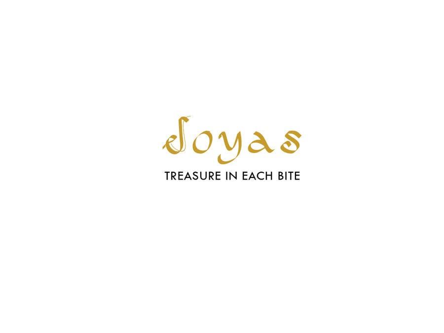 """Kilpailutyö #105 kilpailussa Slogan for BASMATI rice """"JOYAS"""""""