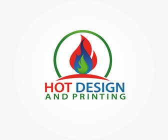 #33 untuk Design a Logo for design and printing company oleh alikarovaliya