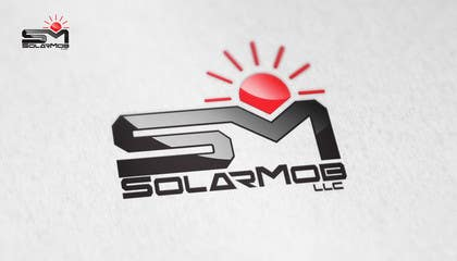 #16 untuk Develop a Corporate Identity for SolarMob LLC oleh jarasaleem