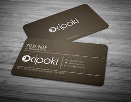 #75 untuk Design Business Card for Restaurant oleh anikush