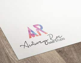 #38 cho Design a Logo for Aubrey Rae Hair Studio bởi vladspataroiu