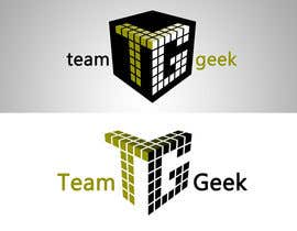 #65 para Design a Logo for Team Geek por FLand