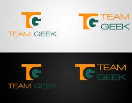 #68 para Design a Logo for Team Geek por jerrydkv
