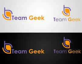 #73 para Design a Logo for Team Geek por jerrydkv