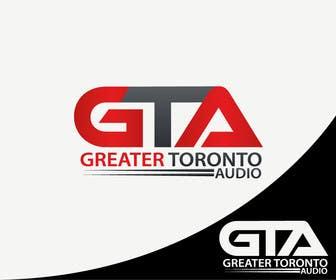 Nro 24 kilpailuun Design a Logo for Greater Toronto Audio käyttäjältä alikarovaliya