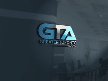 Nro 29 kilpailuun Design a Logo for Greater Toronto Audio käyttäjältä alikarovaliya