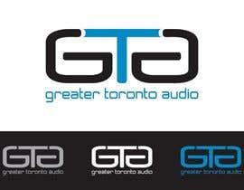 #52 untuk Design a Logo for Greater Toronto Audio oleh mavrilfe