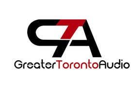 #34 untuk Design a Logo for Greater Toronto Audio oleh dipakart