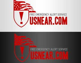 #40 for Design a Logo for a Website Service for Emergency Alerts af harirustianto
