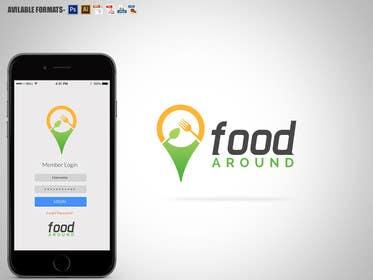 #47 for Disegnare un Logo for foodaround (app) af RomeoZR