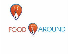 #34 for Disegnare un Logo for foodaround (app) by irfanrashid123