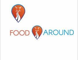 #34 untuk Disegnare un Logo for foodaround (app) oleh irfanrashid123